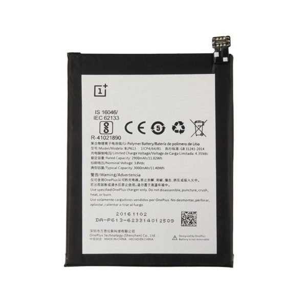 OnePlus 3 Batteri