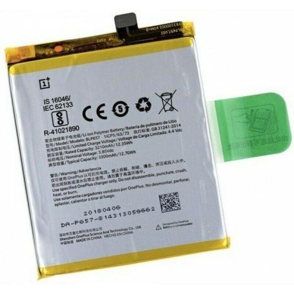 OnePlus 6T Batteri