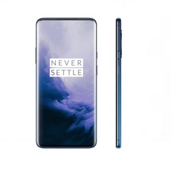 OnePlus 7 Pro 7 Skärm Nebula blå
