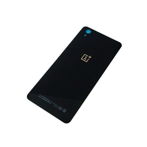 OnePlus X Baksida Svart