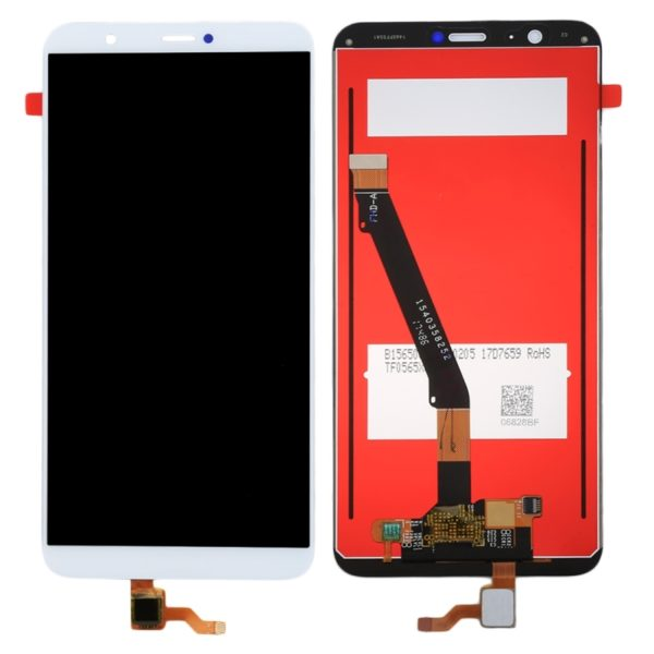 Huawei P smart Skarm Vit