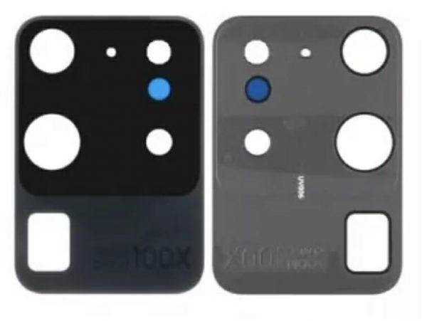 Samsung Galaxy Note 20 Ultra Kameralins Svart