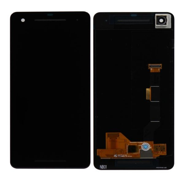 Google Pixel 2 Display svart
