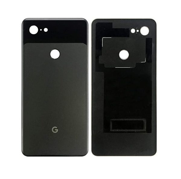 Google Pixel 3 XL baksida Svart