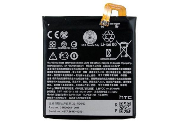 Google Pixel Batteri