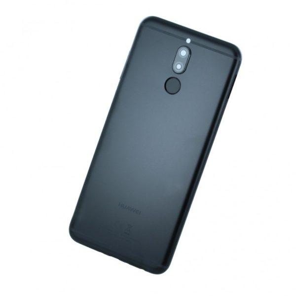 Huawei Mate 10 Lite baksida Svart