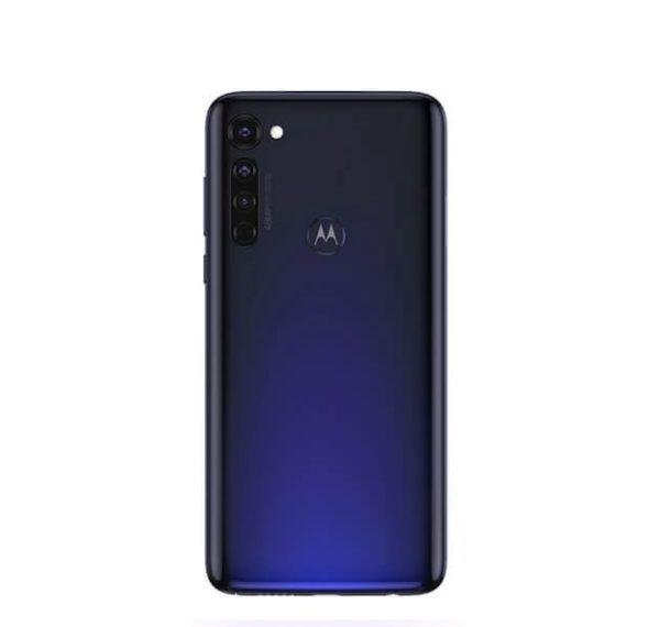 Motorola G Pro baksida Mystic Indigo