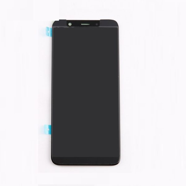 Samsung Galaxy A6 Plus Skärm Svart