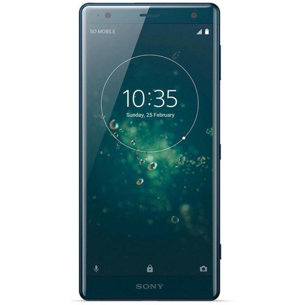 Sony Xperia XZ2 Skärm Grön